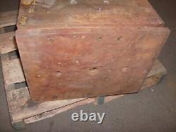 12x12x15 DME Plastic Injection Mold Frame Interchangeable Orig Owner 1960/70s