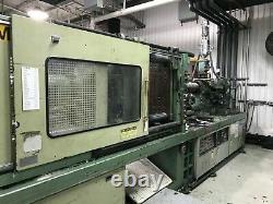 1986 Nissei 399-ton Plastic Injection Molding Machine