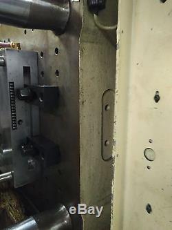 1987 Cincinnati 165-ton Plastic Injection Molding Machine