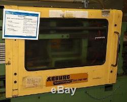 1991 ARBURG 75 TON ALLROUNDER PLASTIC INJECTION MOLDING MACHINE 6.4oz Barrel