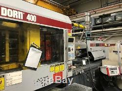 1993 400 Ton VAN DORN 400HT-RS-48FHT, Plastic Injection Molding, Ref # 7794229