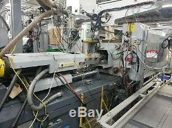 1993 Van Dorn 120-ton Plastic Injection Molding Machine
