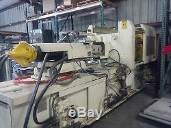 1993 Van Dorn 170-ton Plastic Injection Molding Machine