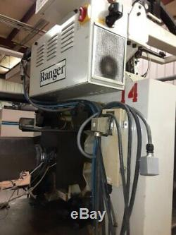 1994 Cincinnati 220-ton Plastic Injection Molding Machine