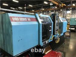 1995 Van Dorn ET800-200 Plastic Injection Molding Machine 80 Ton 4.8 oz Shot