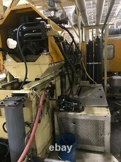 1996 Husky 300-ton Plastic Injection Molding Machine