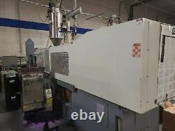 1996 Nissei 197-ton Plastic Injection Molding Machine