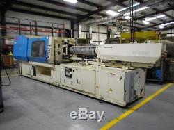 1996 Nissei 309-ton Plastic Injection Molding Machine