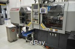 1997 80 Ton VAN DORN 80-ET, Plastic Injection Molding, Ref # 7786379