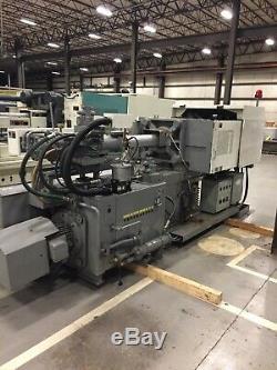 1998 Sumitomo 110-ton Plastic Injection Molding Machine