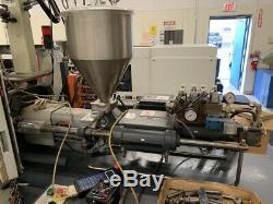 1999 35 Ton 1.8 oz Van Dorn 35ET Plastic Injection Molding Machine IMM
