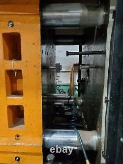 1999 Autojectors Indigo 220-ton Plastic Injection Molding Machine