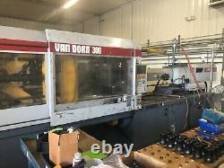 1999 Van Dorn 300HT Plastic Injection Molding Machine 300 Ton 20 oz Shot Size