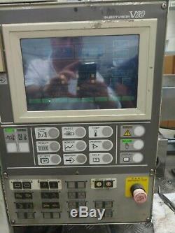 2000 Toshiba 86-ton Plastic Injection Molding Machine