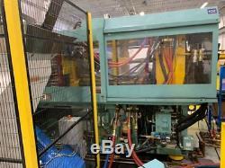 2000 VAN DORN 300HT-30 Plastic Injection Molding Machine