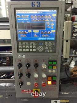 2003 Nissei NS40-5A Plastic Injection Molding Machine 45 Ton 1.2 oz Shot Size