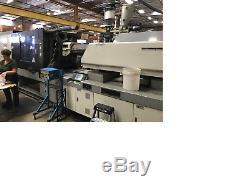 2003 Toyo 500 Ton TM 500H Plastic Injection Molding Machine