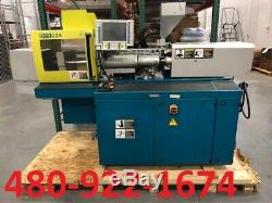 2005 20 Ton 2.17 oz Boy 22AHV Plastic Injection Molding Machine IMM