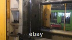 2006 Husky 550-ton All-electric Plastic Injection Molding Machine