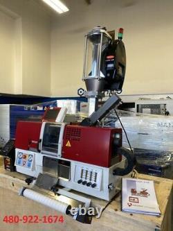 2017 Babyplast Micro Plastic Injection Molding Machine 6 Ton 0.52 oz Shot Size