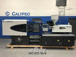 2019 200 Ton Calypso AX200, 13.90 oz, Plastic Injection Molding Machine IMM