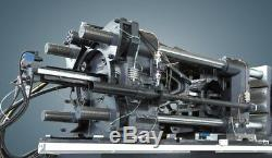 2019 Hmd 200-ton M9 Servo Plastic Injection Molding Machine