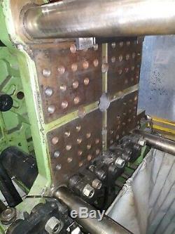 50 Ton Arburg All Rounder Plastic Injection Molder Molding Machine Free Loading