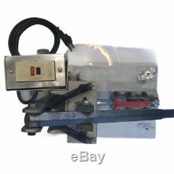 66M Crystal Alloy Manual Plastic Injection Molder Benchtop Molding Machine