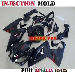 ABS Plastic Fairing bodywork Kit for Aprilia RS125 2006-2011 Injection Molding
