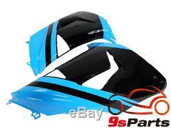 ABS Plastic Injection Mold Full Fairing Set Bodywork For 06-07 ZX-10R NINJA BLUE