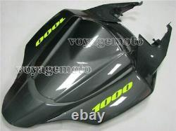 ABS Plastics Set Injection Mold Fairing Fit for Suzuki GSXR1000 2007-2008 K7 #03