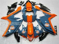 ABS Plastics Set Injection Mold Fairing Fit for Yamaha YZF 1000 R1 2007-2008 #22