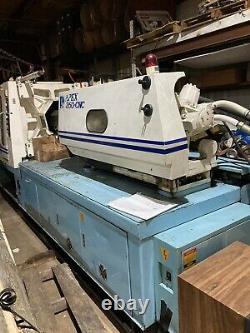 APEX 350 ton PLASTIC INJECTION MOLDING MACHINE