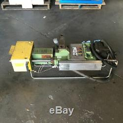 ARBURG Injection Unit From 170 CMD-150-45 Plastic Molding Press Screw 18mm