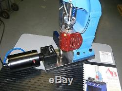 Ab-400 Plastic Injector Injection Molding Machine, Clamp Capacity 5 Tons