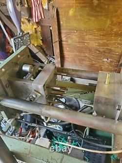 Arburg Plastic Injection Molding Machine. Working condition