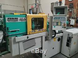 Arburg injection molding machine Silicon LIM molding and thermal plastics