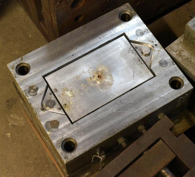 Best Offer! Plastic Injection Mold Used Aluminum