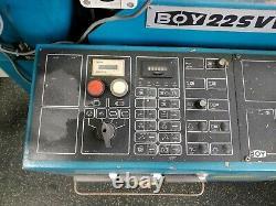 BOY22SVV Plastic Injection Molding Machine