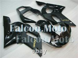 Black Fairing Fit for 1998 1999 2000 2001 2002 YZF R6 ABS Plastic Injection mold