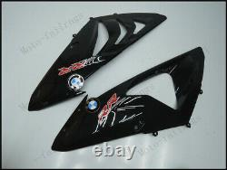 Black Injection Mold Bodywork Fairing Fit for BMW S1000RR 2009-2014 Plastic ABS