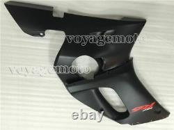 Black Injection Mold Fairing Fit for YAMAHA 1998-2002 YZF R6 Plastics Set c#30