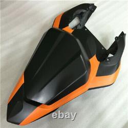 Black Orange Plastic Injection Mold Fairing Fit for Yamaha 2006 2007 YZF R6 g044