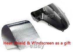 Black Red Injection Mold Fairing Kit ABS Plastic For Honda 2006-2007 06CBR1000RR