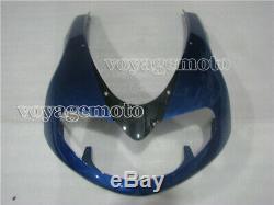 Blue ABS Injection Mold Fairing for Suzuki 1998-2003 TL1000R Plastics Set s#03