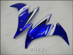 Blue Black White Injection Mold Fairing Fit for Yamaha 2004-2006 YZF R1 Plastics