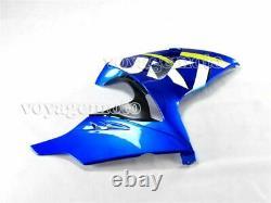 Blue Fairing Fit for Suzuki 2009-2015 GSXR1000 K9 Plastics Set Injection Molding