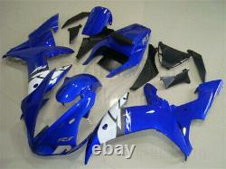 Blue Fairing Fit for YAMAHA 2002 2003 02-03 YZF R1 Injection Mold Plastic a22