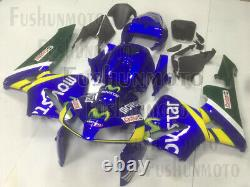 Blue Green Fairing Fit for CBR 600RR F5 2005-2006 Injection Mold Plastic Kit a45