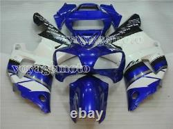 Blue White Black Injection Mold Plastic Fairing Fit for Yamaha 1998 1999 YZF R1